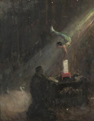 Cyrus Cincinatto Cuneo, R.O.I.