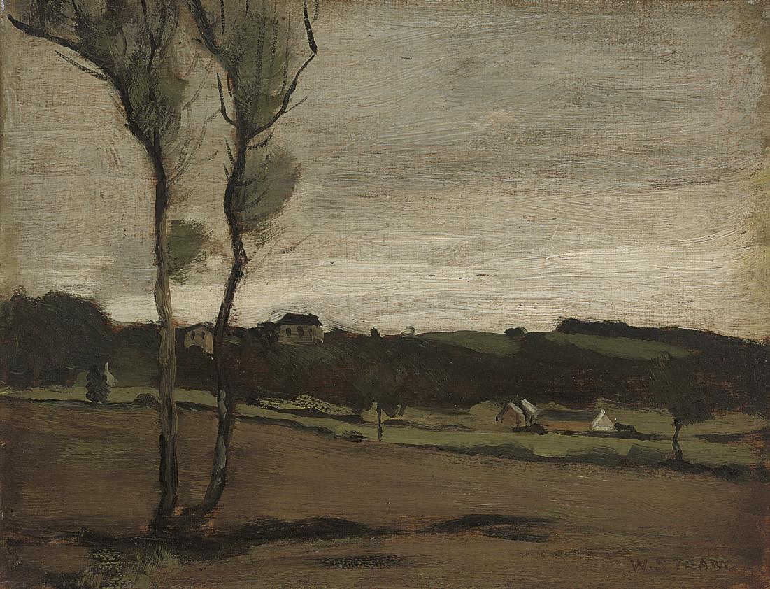 William Strang, R.A., R.E. (18