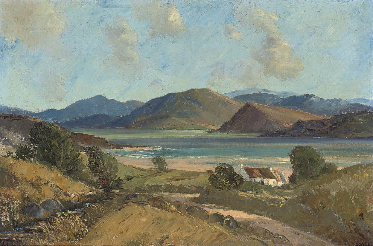George Gault (b. 1916)