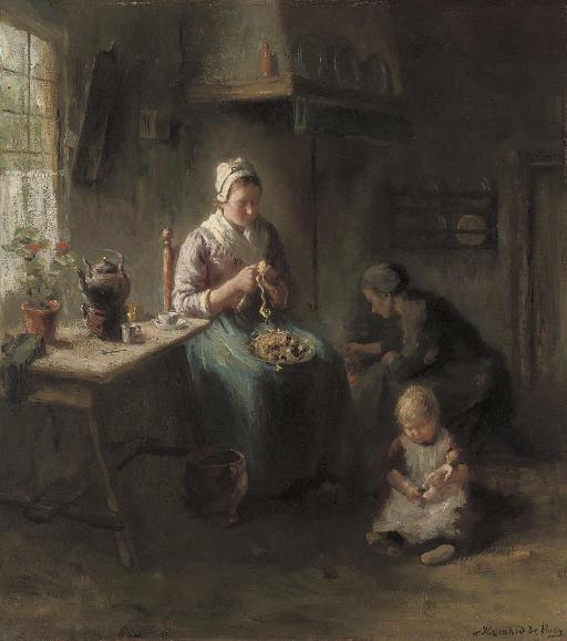 Bernhard De Hoog (Dutch, 1866-