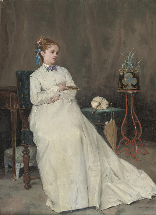 Auguste Toulmouche (French, 1829-1890)