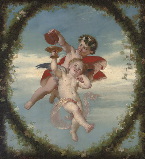 An allegory of plenty