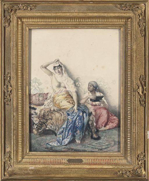 Marguerite Ruffo (Italian, fl.