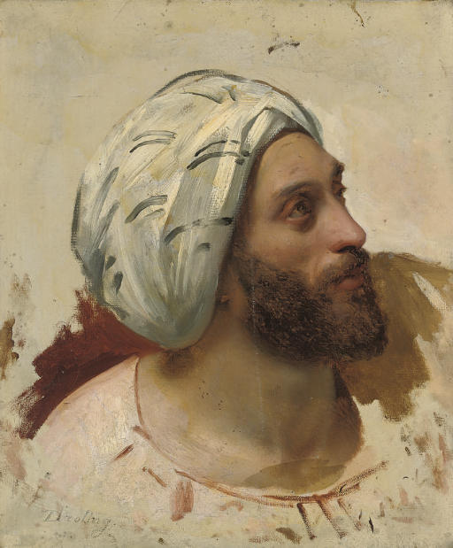 Portrait of an Arab