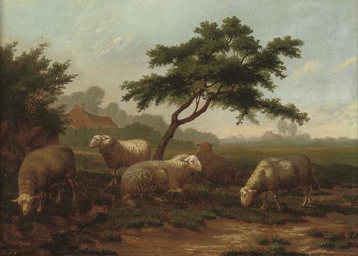 Circle of Eugene Joseph Verboe