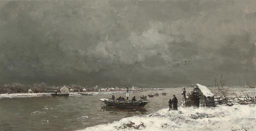 Louis Apol (Dutch, 1850-1936)