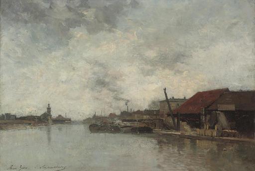 Charles Lapostolet (French, 1824-1890)