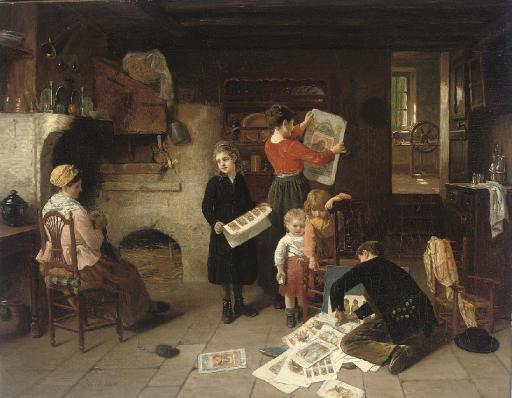 Paul Seignac (French, 1826-190