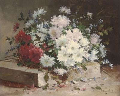 Eugene Henri Cauchois (French,