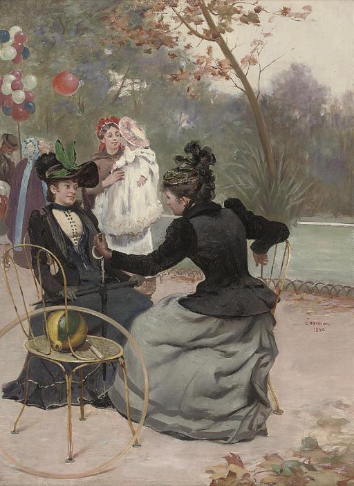 Etienne-Albert-Eugène Joannon (FRENCH, b.1857)