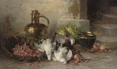 Nelius Grönland (German, 1859-