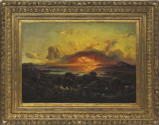 Circle of Carl Rottman (German, 1798-1852)