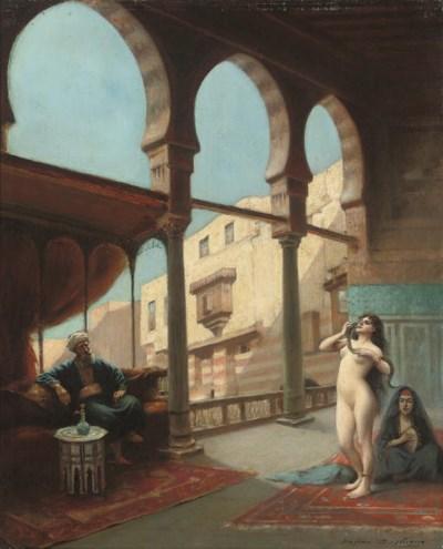 Maxime Dastugue (French, 1851-