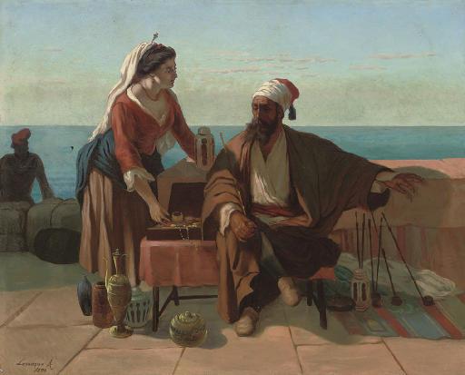 Armand Laroque (French, b.1869