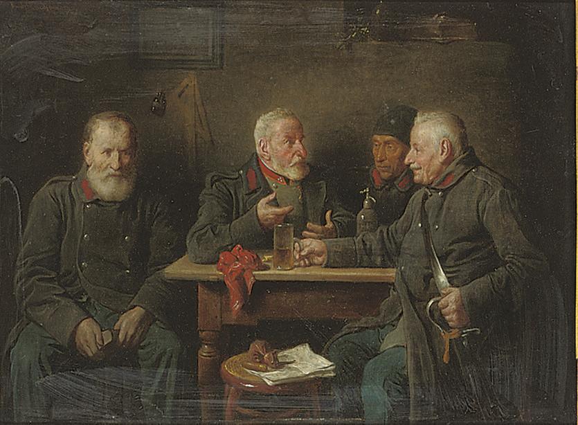 Friedrich Ritter Malheim Von F