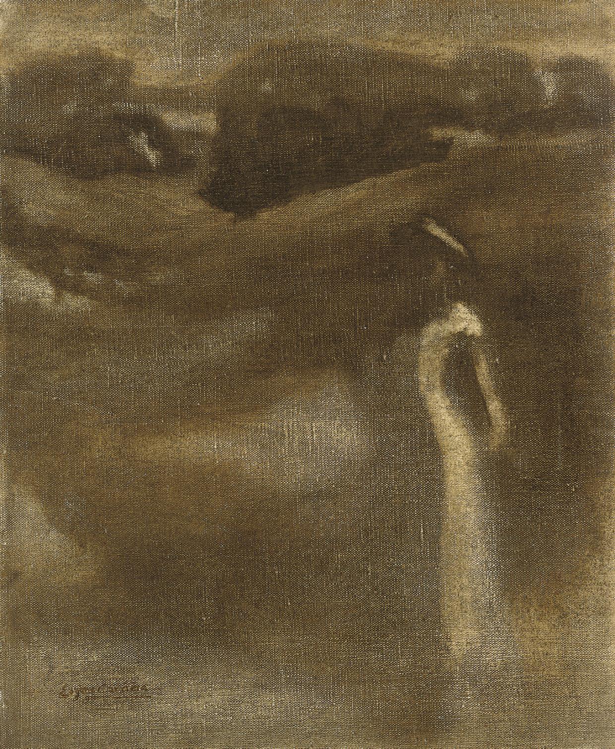 Eugéne Carrière (French, 1840-