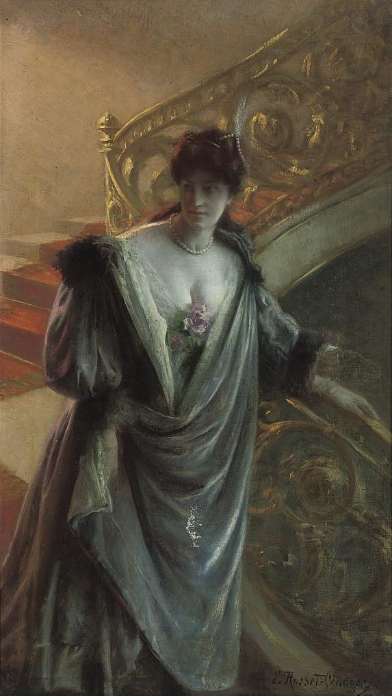 Paul Edouard Rosset-Granger (F