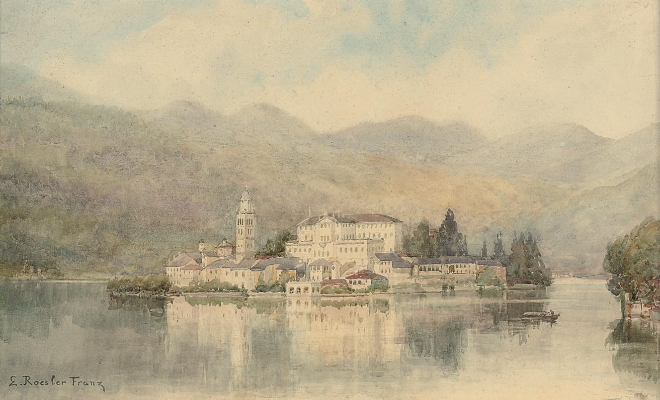 Isola san Giulio, Orta