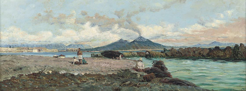 Gaetano Esposito (Italian, 185