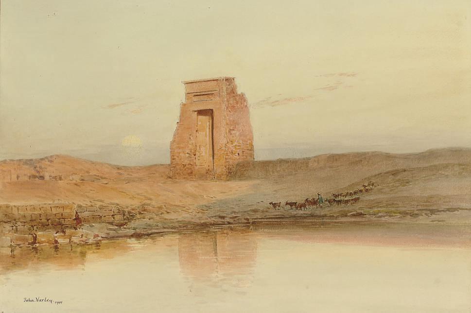 John Varley II (British, 1850-