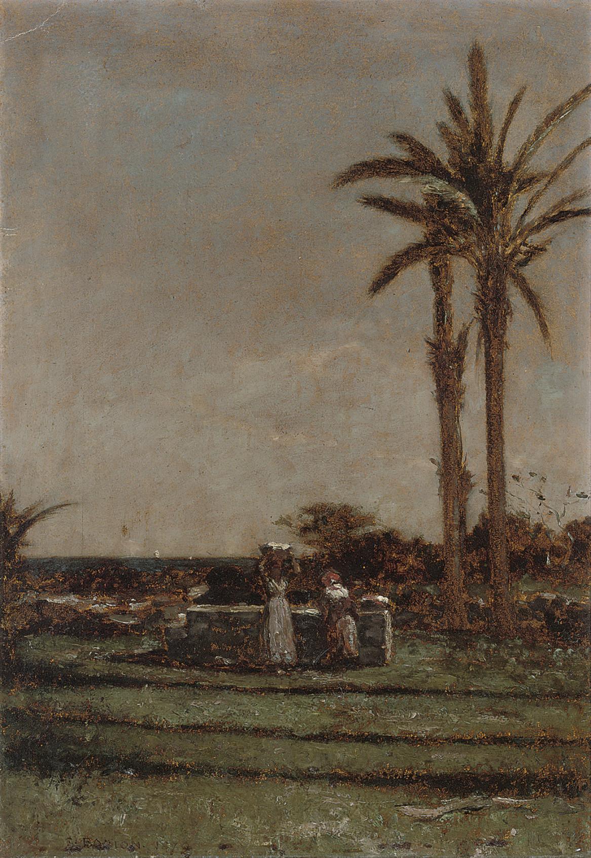 Francois-Louis-David Bocion (S