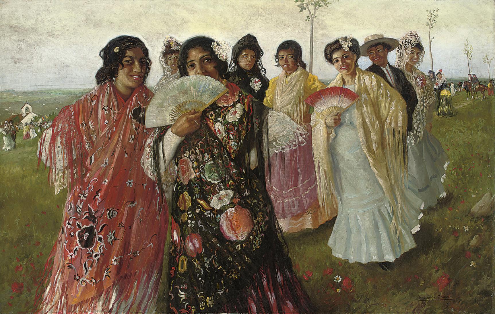 Adelardo Covarsí (Spanish, 188