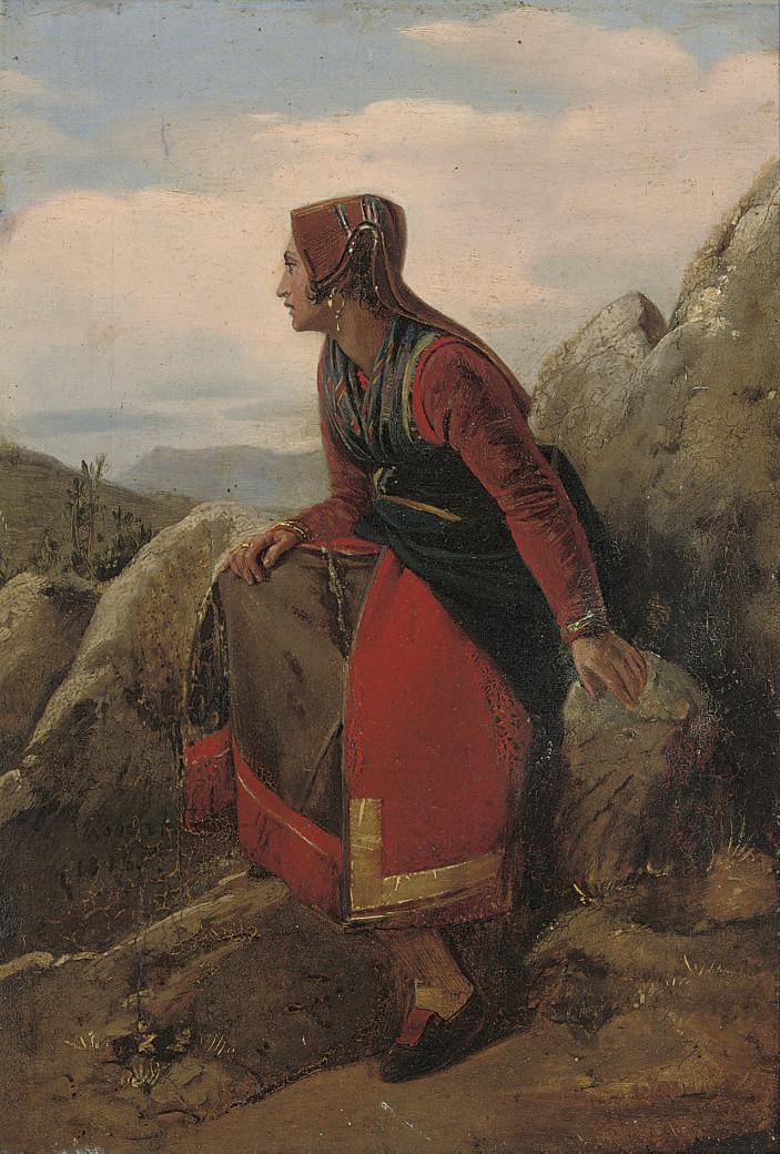 Léopold-Louis Robert (Swiss, 1