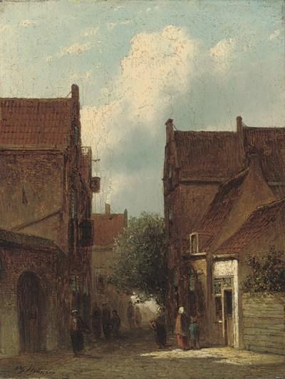 Petrus Gerardus Vertin (Dutch