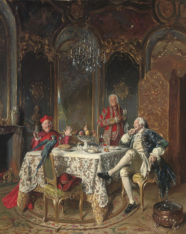 Bernard Louis Borione (FRENCH,