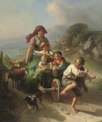 Johann Baptist Kirner (German,