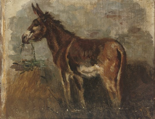 Filippo Palizzi (Italian, 1818