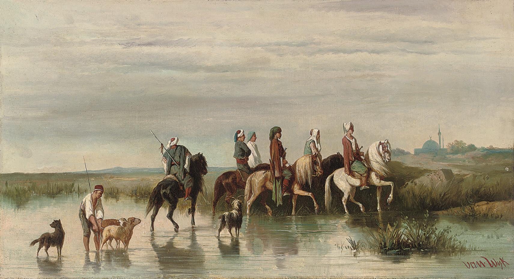 Hendrik Jan van Wyk (DUTCH, 19