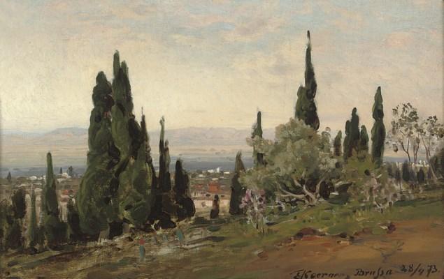 Ernest Karl Eugen Koerner (Ger