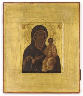 THE HODEGETRIA MOTHER OF GOD