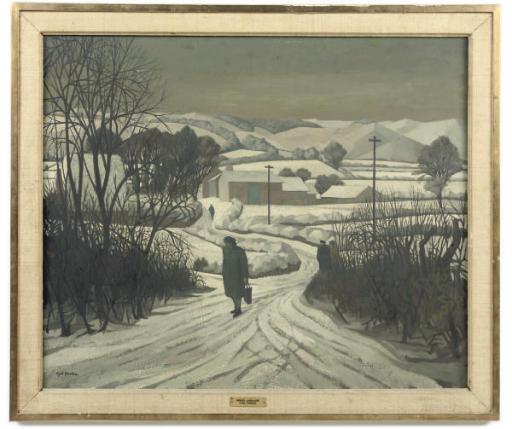 CYRIL FEREDAY (BRITISH, 1917-2