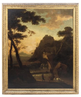 ADRIAEN VAN DIEST (DUTCH, 1655