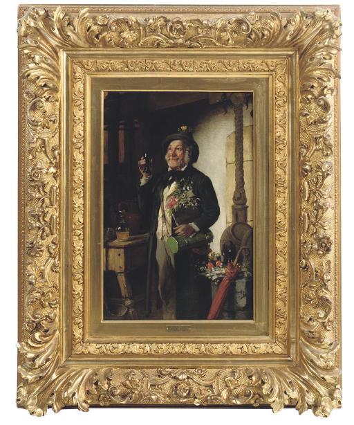 HERMANN ARMIN KERN (HUNGARIAN, 1839-1912)