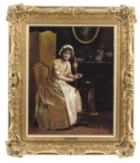 ANTONIO ZOPPI (ITALIAN, 1860-1926)