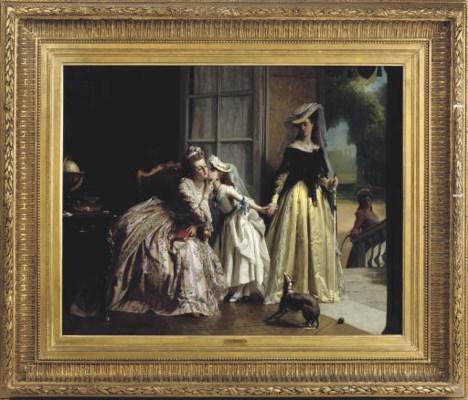 JOSEPH CARAUD (FRENCH, 1821-19