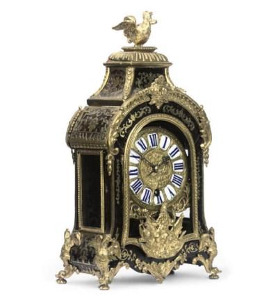 A Louis XV boulle tortoiseshel