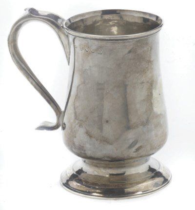 A GEORGE III PROVINCIAL SILVER