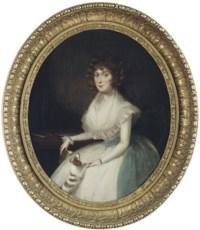 ATTRIBUTED TO FRANCIS ALLEYNE (BRITISH, FL. 1774-1790)