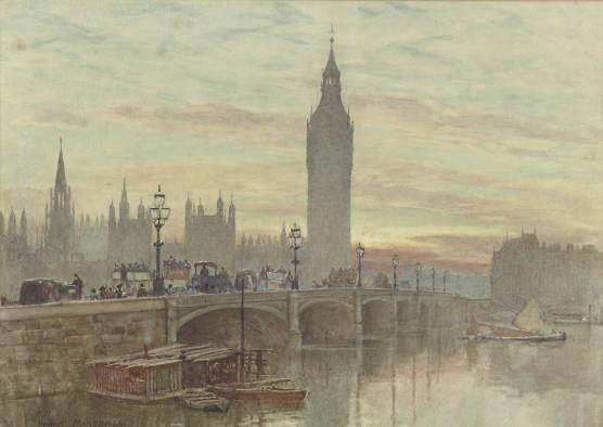 HERBERT MENZIES MARSHALL (BRITISH, 1841-1913)