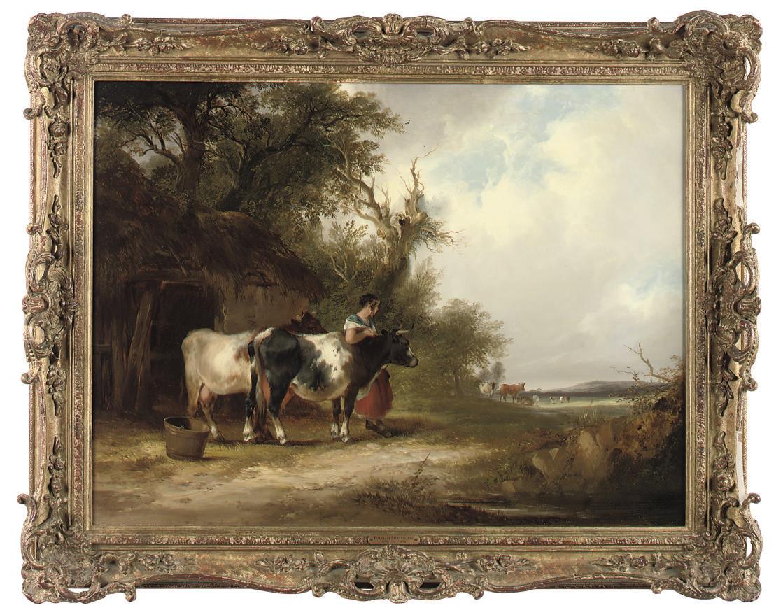 WILLIAM SHAYER (BRITISH, 1787-