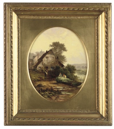 WALTER WILLIAMS (BRITISH, 1835
