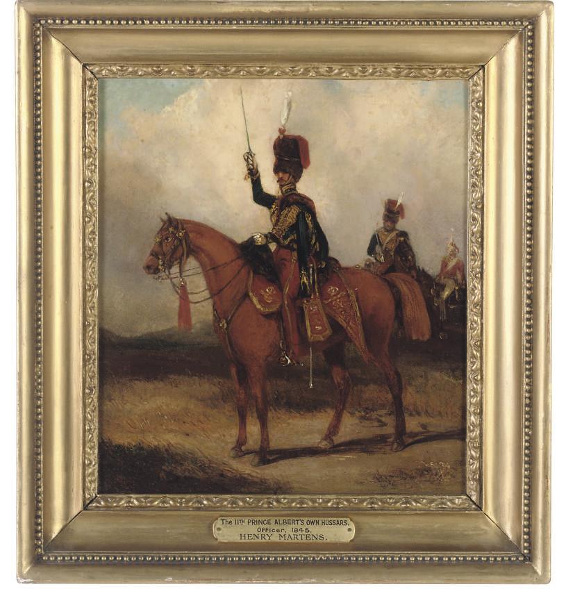 HENRY MARTENS (BRITISH, D.1860