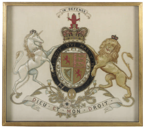 THE ROYAL COAT-OF-ARMS OF SCOT