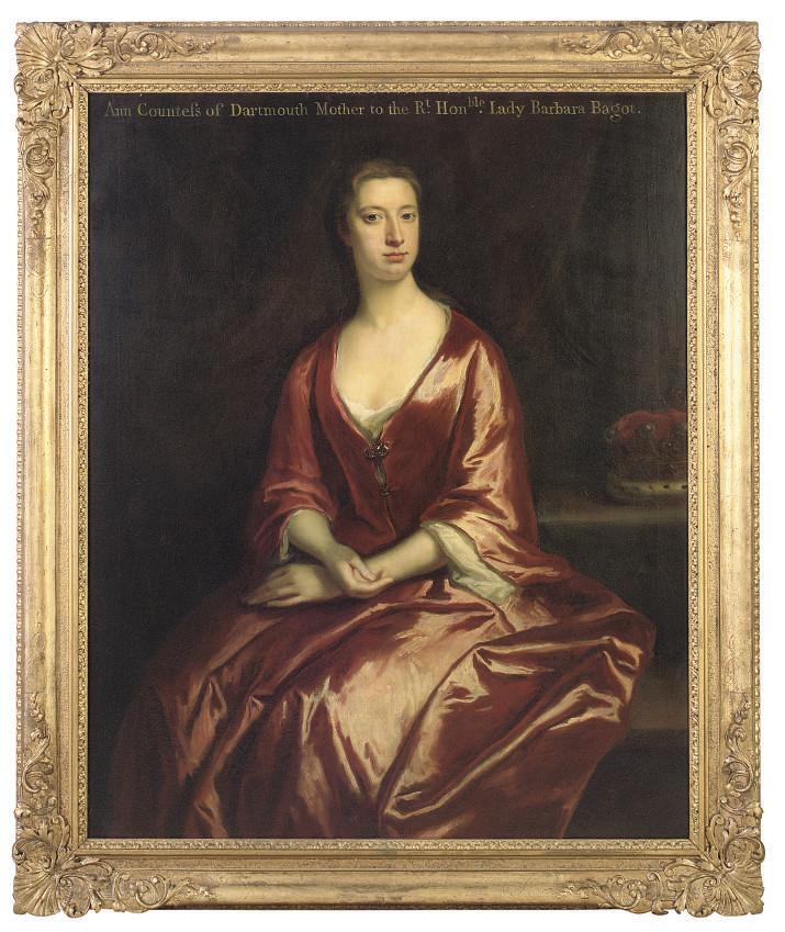 JONATHAN RICHARDSON (BRITISH, C.1665-1745)