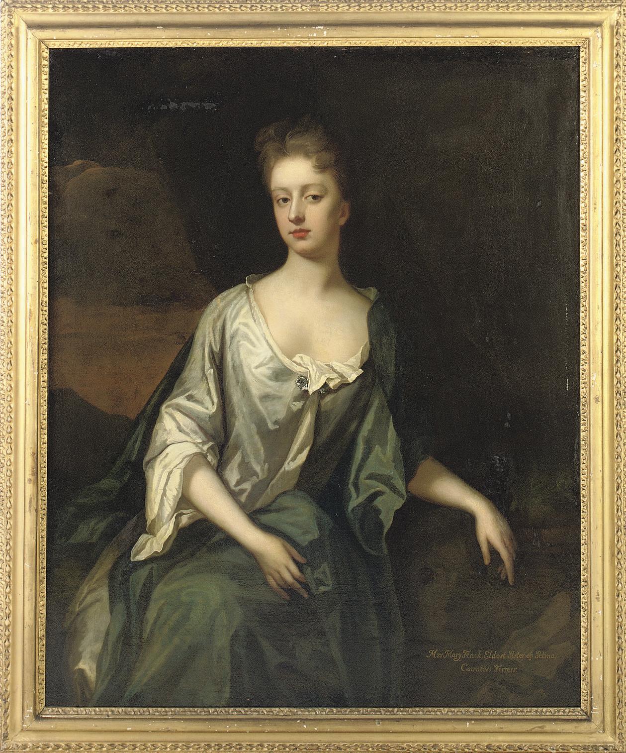 MICHAEL DAHL (STOCKHOLM C.1659-1743 LONDON)