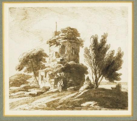 RICHARD COOPER (BRITISH, 1740-
